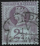 Stamps Europe - United Kingdom -  Queen Victoria Jubilee Issue