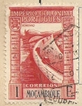 Stamps Africa - Mozambique -  Presa