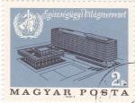Sellos de Europa - Hungría -
