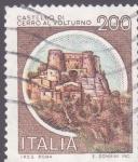 Sellos de Europa - Italia -  castillo di cerro al volturno