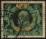 Stamps Europe - Germany -  25 aniversario de la regencia