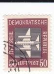 Stamps Germany -  avion