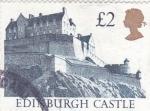 Stamps United Kingdom -  castillo de edimburgo