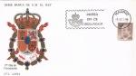 Sellos de Europa - España -  SPD SERIE BÁSICA 1986 19 PTA