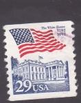 Sellos del Mundo : America : Estados_Unidos : la casa blanca 1792-1992
