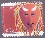 Sellos de Europa - Portugal -  mascara
