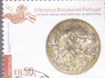 Stamps Portugal -  museo nacional de arqueología-moneda romana