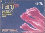 Sellos de Europa - Portugal -  FARO-05 capital nacional de la cultura