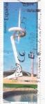 Stamps Spain -  torre telefonica -barcelona