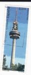 Stamps Spain -  torrespaña madrid