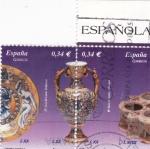 Sellos de Europa - España -  ceramica española