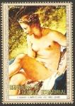 Stamps Equatorial Guinea -  Obra maestra de la pintura europea