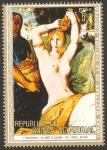 Sellos de Africa - Guinea Ecuatorial -  Obra maestra de la pintura europea