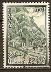 Sellos de Europa - Grecia -  Delphi-Delfos.