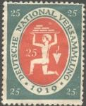 Stamps Europe - Germany -  Asamblea constituyente República de Weimar