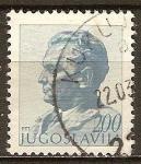 Sellos del Mundo : Europa : Yugoslavia : Presidente Tito (a).