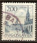 Sellos del Mundo : Europa : Yugoslavia : Novi Sad de Serbia.