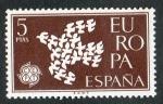 Sellos de Europa - España -  1372- Europa - CEPT.