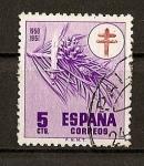 Sellos de Europa - España -  Pro Tuberculosos.