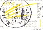Sellos de Europa - España -  centenario del real madrid club de futbol