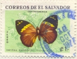sellos de America - El Salvador -  Centroamerica