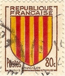 Stamps France -  Rousillon
