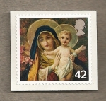 Stamps United Kingdom -  Iconos