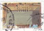 Sellos de Europa - España -  plaza mayor de salamanca
