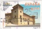 Sellos de Europa - España -  parador de alcañiz