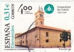 Sellos de Europa - España -  4º centenario universidad de oviedo