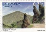 Stamps Spain -  montes de toledo