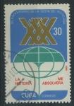 Sellos de America - Cuba -  30 Aniv. Gesta de la Moncada