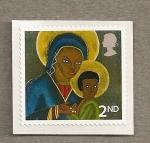 Sellos de Europa - Reino Unido -  Iconos
