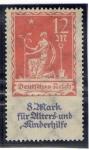 Stamps Germany -  Ayuda para mayores y niños