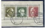 Stamps Germany -  50 aniversario sufragio universal