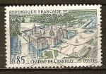 Sellos de Europa - Francia -  Castillo Chantilly.