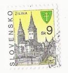 Stamps Slovakia -