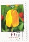 Sellos de Europa - Alemania -  tulpe