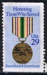Stamps : America : United_States :  Scott  2551 Desert Storm (12)