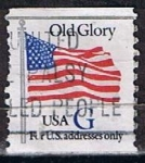 Stamps : America : United_States :  Scott  2890 Bamdera