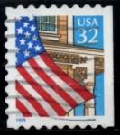 Stamps : America : United_States :  Scott  2914 Bandera (6)