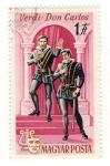 Sellos de Europa - Hungría -  Operas