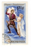 Stamps Hungary -  Operas