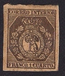 Stamps Europe - Spain -  Escudo de Madrid