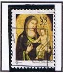 Stamps : America : United_States :  Scott  3003  Mujer y niño