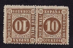 Stamps Europe - Spain -  Cifras