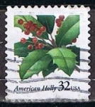 Stamps : America : United_States :  Scott  3177  American Holly (7)