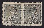 Stamps Europe - Spain -  Alegoria de España - I Republica