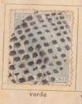 Sellos de America - Cuba -  Alfonso XII Ed. 1881