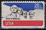 Stamps United States -  Scott  C88 Mt.Rushmore